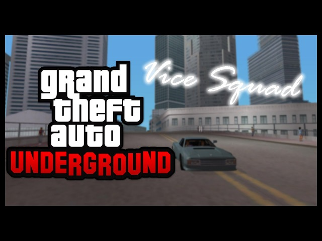 GTA: Underground | Vice Squad | Zone based wanted level system