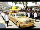 Самая дорогая свадьба века принца Брунея GOLD wedding Sultan