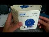 Экспресс-обзор - портативного аудиовидеоплеера - BBK PV430T - спустя 12 лет