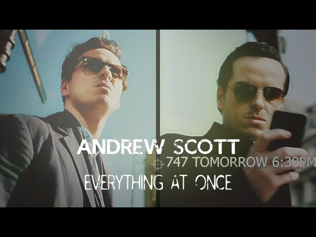 Andrew Scott - Everything at Once