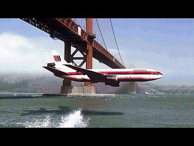 Самые рискованные моменты пилотов на самолетах