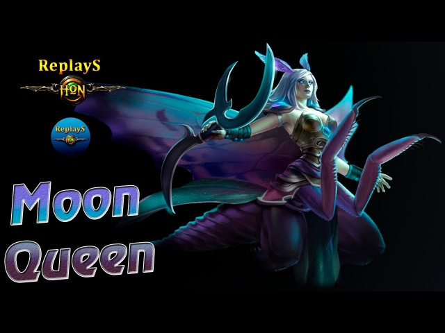 HoN - Moon_Queen - Immortal - 🇨🇿 IAmHanz Legendary Rank