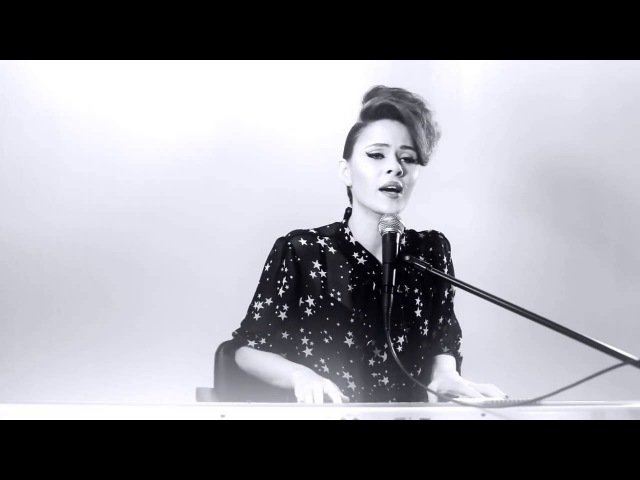 Whitney Houston - All The Man That I Need (cover by Julia Sanina 'The HARDKISS')