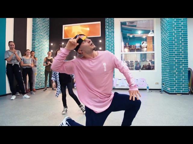 Tory Lanez - Fallback.Choreography Eugene Kulakovskyi.All Stars Workshop 11.2016