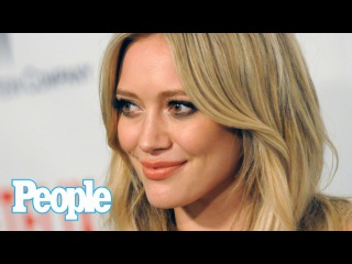 Hilary Duff: Teasing Season 3 Of 'Younger' & Bathing in Alcohol?   People NOW   People