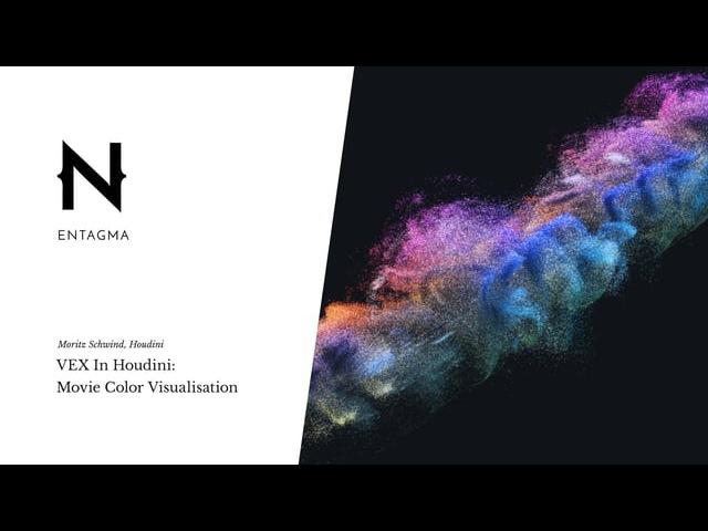 VEX in Houdini: Movie Color Visualisation