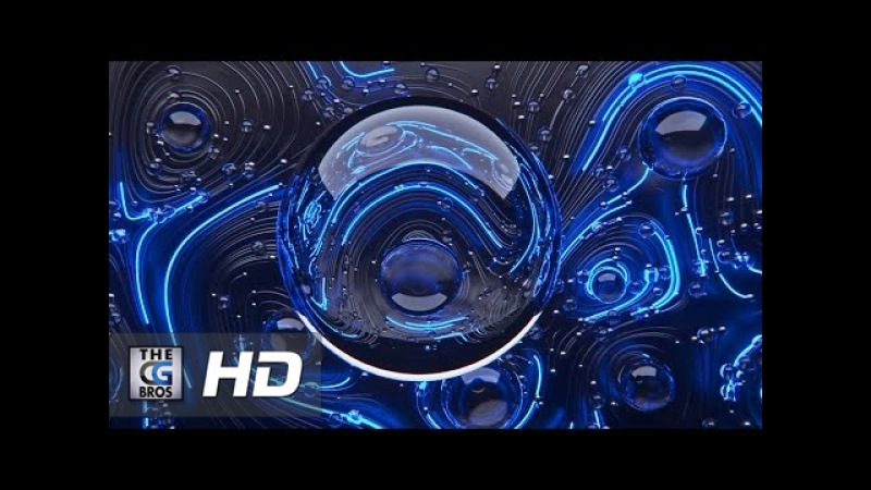CGI 3D Animated Short Abstract Reaction - by Mehdi Hadi