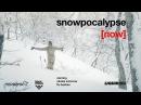 Flo Bastien Nikolai Schirmer I Snowpocalypse now