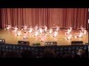 Танец дети 8 10 лет Утренний бриз