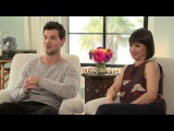 Taylor Lautner talks Fatherhood!
