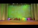 Танец с зонтиками. Руководитель- Золотарева Татьяна Петровна
