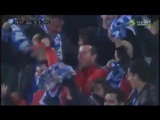 Леганес 2-3 Реал Мадрид. Гол Лусиано