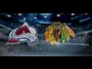 Чикаго - Колорадо 6-3. 20.03.2017. Обзор матча НХЛ