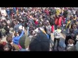 26.03.17 Драка и Массовое задержание на Митинге Он нам не Димон Владивосток
