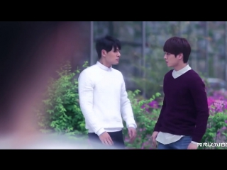 Lee Mong Ryong Park Si Hyeon | Prince of Prince web series asia korea bl boys love