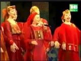 Надежда Бабкина поет на татарском языке