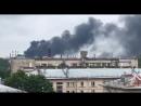 Пожар на Кировском заводе