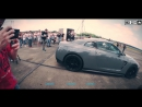 DNGRS video \ BMW E30 M3 - Burnout and drag start - Race1000 ¦ RaceCity
