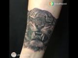 ?tattooartist Olga Tush ,studio Pitbull-tattoo Furmanova 103 ,Ekaterinburg