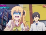 Аниме приколы под музыку #35 - anime vine - anime coub (Specially)  18