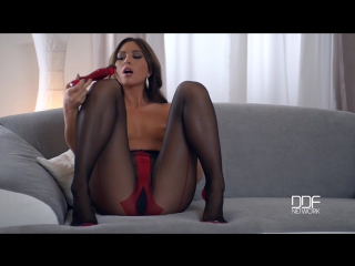 Sexy cub with perfect legs and feet| porno, porn, feet, footfetish, solo, cute, toys, sex, red, pantyhose