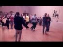 Вечеринка после Буги-вуги интенсива в школе танцев Swing Time. Танцы в Омске