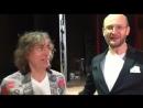 Приглашение на Like The Sun от Димы Кузеняткина и Майка Смайла!