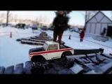 Гонки на Сrawler 4x4 от Motor Quest в Top Gun