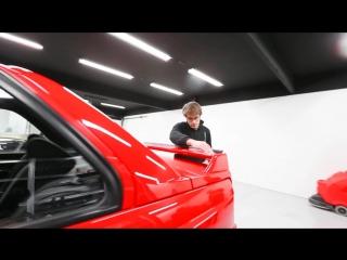 Auto Finesse visit Wax-it - E30 M3 - 720p