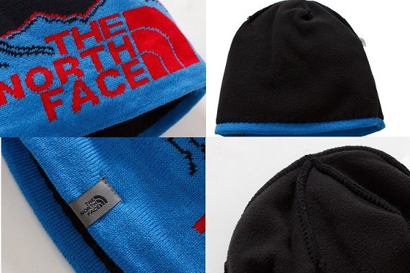 Шапка The North Face (the north face beanie hat)
