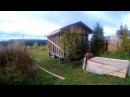 Зимний курятник своими руками ч 2 жизнь в деревне ЛПХ Лесные Тропы