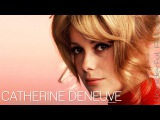 Catherine Deneuve Time-Lapse Filmography - Through the years, Before and Now!