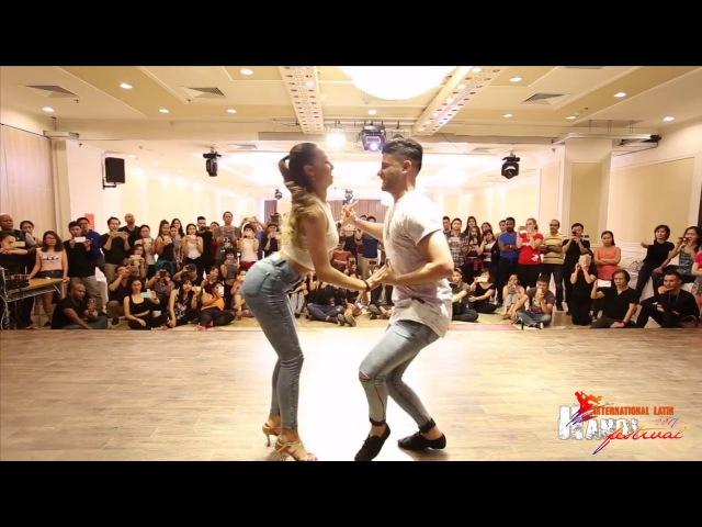 Luis Andrea - Deja vu (Prince Royce Feat. Shakira) @ Hanoi International Latin Festival 2017