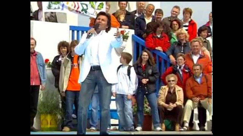 Thomas Anders - All around the World (ZDF Fernsehgarten 21.05.2006)