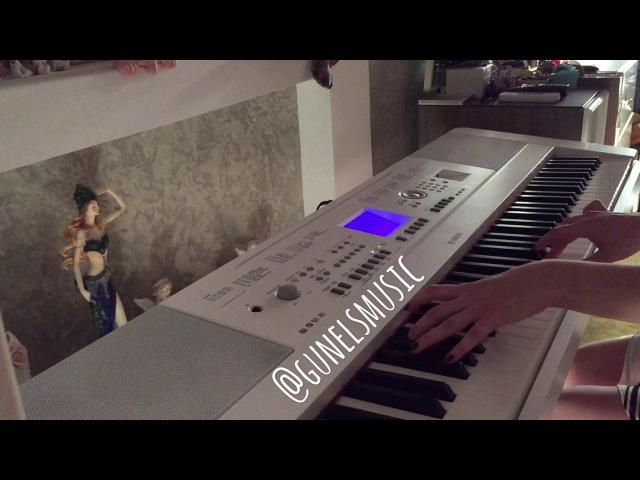 Sezen Aksu Ihanetten Geri Kalan Piano Cover