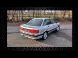 Рассказ Audi 80 b3  Легенда своего времени