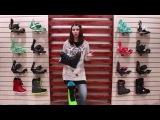 Видео обзор: сноубордические ботинки Burton ION