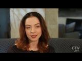 Балерина Большого театра оперы и балета Надежда Филиппова в программе «Большой ...