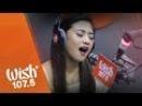 Morissette covers Secret Love Song Little Mix LIVE on Wish 107.5 Bus