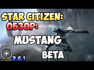Star Citizen: Обзор: MUSTANG BETA