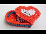 Quill Paper  How to make Paper Quilling gift box