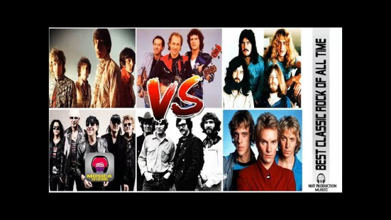 Pink Floyd,Dire Straits,Led Zeppelin,Fleetwood Mac,The Police,Scorpions,CCR : Greatest Hits