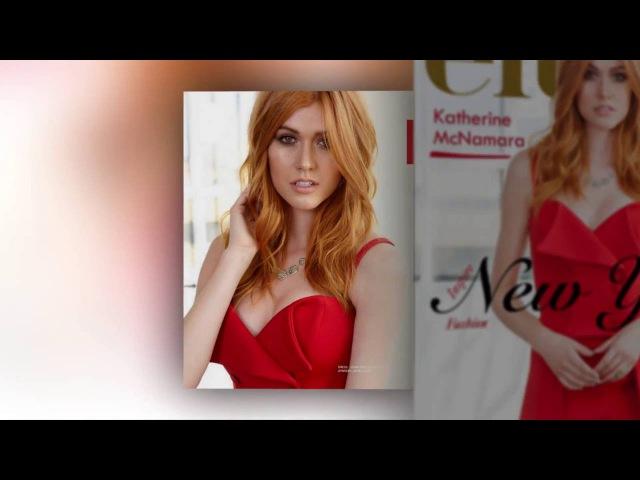 Katherine McNamara Elucid Magazine Summer 2016 Richard Cordero Photos