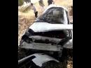 Жесткая авария в Чечне 20.092017