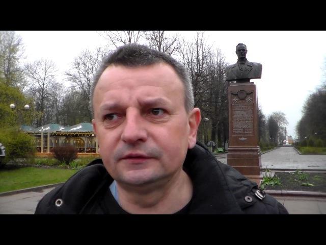 Сябра Незалежнага прафсаюзу РЭП Рыгор Грык аб заяве ў пракуратуру.