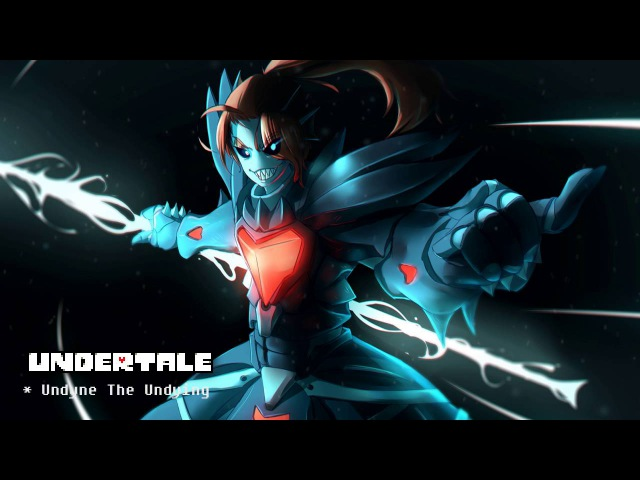 Undertale Undyne The Undying (Epic Orchestral Suite by Tristan Gray)
