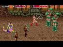 Golden Axe (1989) PC Games Playthrough
