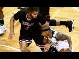 Chicago Bulls vs Boston Celtics - Full Game Highlights | Game 1 | April 16, 2017 | NBA Playoffs