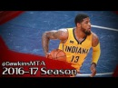 Paul George Full Highlights 2017 ECR1 Game 3 vs Cavs - 36 Pts, 15 Rebs, 9 Assists!