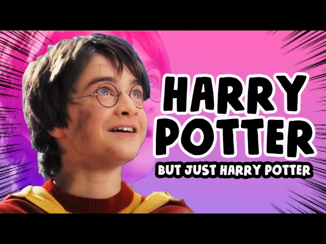 Every Harry Potter Movie but only the words Harry and Potter